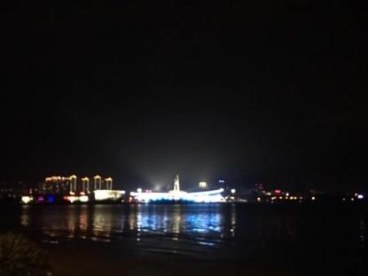 云南的夜景